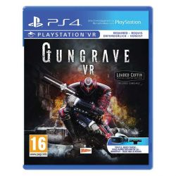 Gungrave VR (Loaded Coffin Special Limited Edition) (Hra PS4)