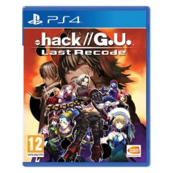 .hack//G.U.: Last Recode (Hra PS4)