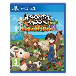 Harvest Moon: Light of Hope (Special Edition) (Hra PS4)