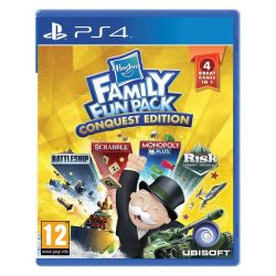 Hasbro Family Fun Pack (Conquest Edition) (Hra PS4)