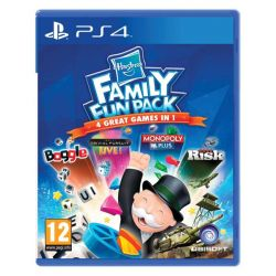 Hasbro Family Fun Pack (Hra PS4)