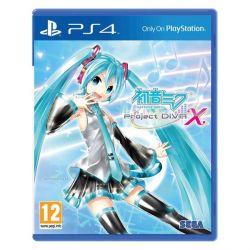 Hatsune Miku: Project Diva X (Hra PS4)