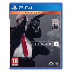 Hitman 2 (Gold Edition) (Hra PS4)