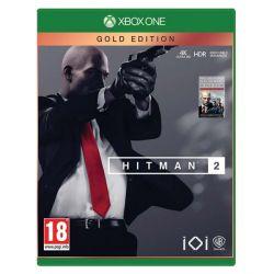 Hitman 2 (Gold Edition) (Hra XboxOne)