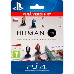 Hitman GO: Definitive Edition (CZ) (Hra PS4)