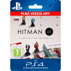 Hitman GO: Definitive Edition (SK) (Hra PS4)
