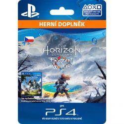 Horizon Zero Dawn: The Frozen Wilds (CZ) (Hra PS4)