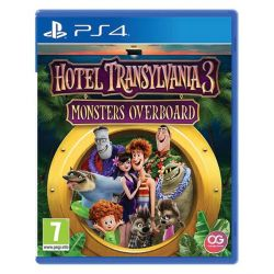 Hotel Transylvania 3: Monsters Overboard (Hra PS4)