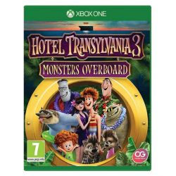Hotel Transylvania 3: Monsters Overboard (Hra XboxOne)