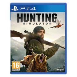 Hunting Simulator (Hra PS4)