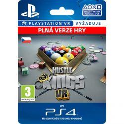 Hustle Kings VR (CZ) (Hra PS4)
