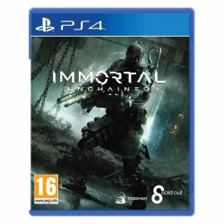 Immortal: Unchained (Hra PS4)