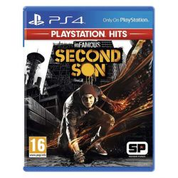 inFamous: Second Son (Hra PS4)