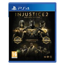 Injustice 2 (Legendary Edition) (Hra PS4)