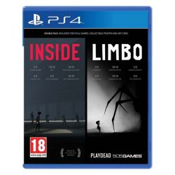 Inside / Limbo (Double Pack) (Hra PS4)