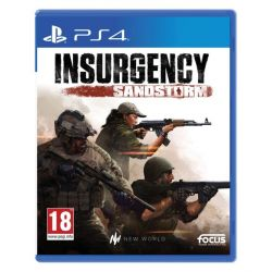 Insurgency: Sandstorm (Hra PS4)