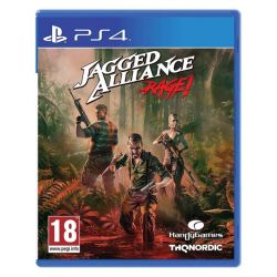 Jagged Alliance: Rage! (Hra PS4)