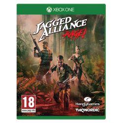 Jagged Alliance: Rage! (Hra XboxOne)