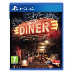 Joes Diner (Hra PS4)