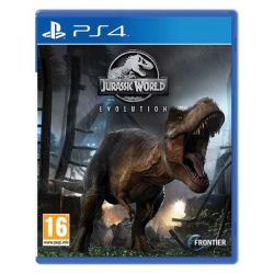 Jurassic World: Evolution (Hra PS4)
