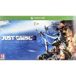 Just Cause 3 (Collector's Edition) (Hra XboxOne)