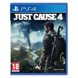 Just Cause 4 (Hra PS4)