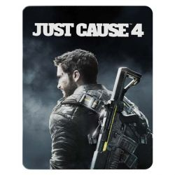 Just Cause 4 (Steelbook Edition) (Hra PS4)