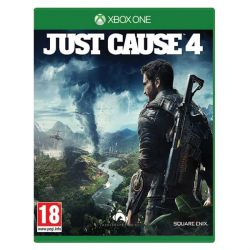 Just Cause 4 (Hra XboxOne)
