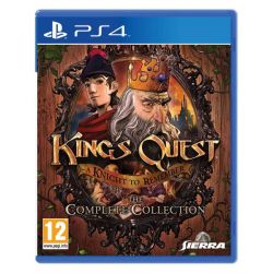 Kings Quest (Complete Collection) (Hra PS4)