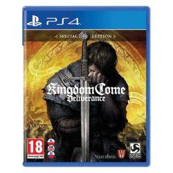 Kingdom Come: Deliverance CZ (Special Edition) (Hra PS4)