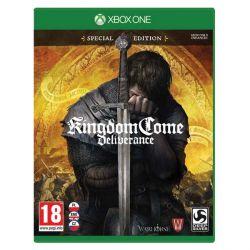 Kingdom Come: Deliverance CZ (Special Edition) (Hra XboxOne)