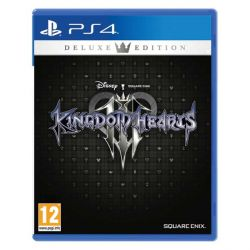 Kingdom Hearts 3 (Deluxe Edition) (Hra PS4)