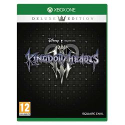 Kingdom Hearts 3 (Deluxe Edition) (Hra XboxOne)