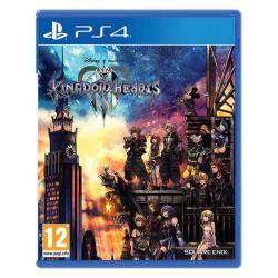 Kingdom Hearts 3 (Hra PS4)