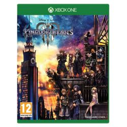 Kingdom Hearts 3 (Hra XboxOne)