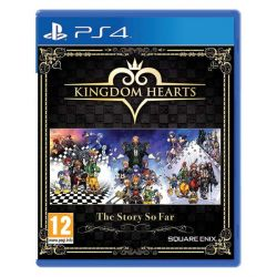 Kingdom Hearts: The Story So Far (Hra PS4)