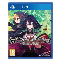 Labyrinth of Refrain: Coven of Dusk (Hra PS4)