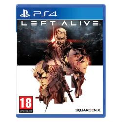 Left Alive (Hra PS4)