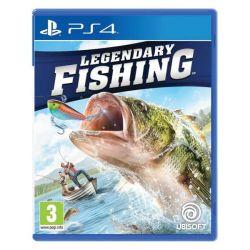 Legendary Fishing (Hra PS4)