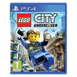 LEGO City Undercover (Hra PS4)