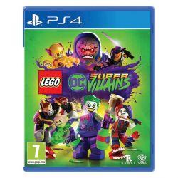 LEGO DC Super-Villains (Hra PS4)