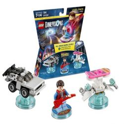 LEGO Dimensions Back To The Future Level Pack (Príslušenstvo PS4)
