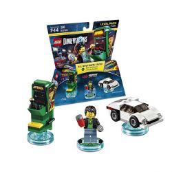 LEGO Dimensions Midway Retro Gamer Level Pack (Príslušenstvo XboxOne)