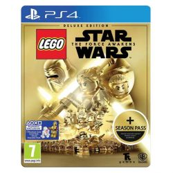 LEGO Star Wars: The Force Awakens (Deluxe Edition) (Hra PS4)