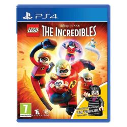 LEGO The Incredibles (Minifigure Edition) (Hra PS4)
