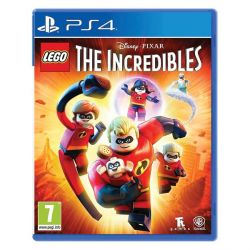 LEGO The Incredibles (Hra PS4)