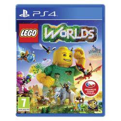 LEGO Worlds CZ (Hra PS4)
