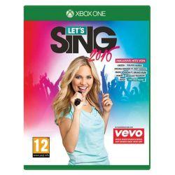 Lets Sing 2016 (Hra XboxOne)