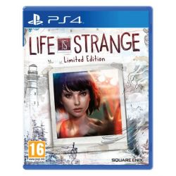 Life is Strange (Limited Edition) (Hra PS4)
