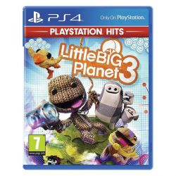 Little BIG Planet 3 (Hra PS4)